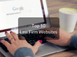 top 10 law firm websites in India