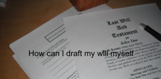 All about writting will