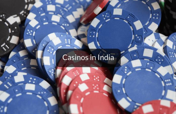 Casino laws in India