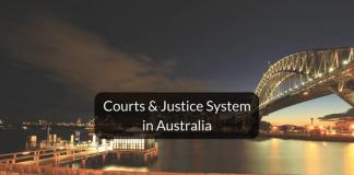 Court system in Australia