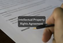 Intellectual Property rights agreement
