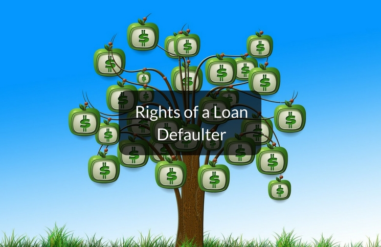 Rights Of A Loan Defaulter