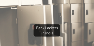 Rules governing bank lockers in India