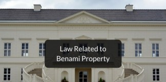 law related to benami property in India