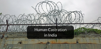 Human castration in India