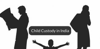 Child custody in India