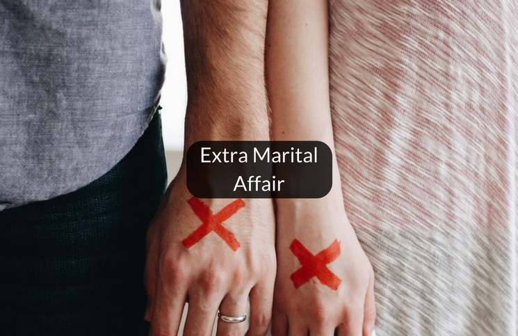 How to get over extramarital affair