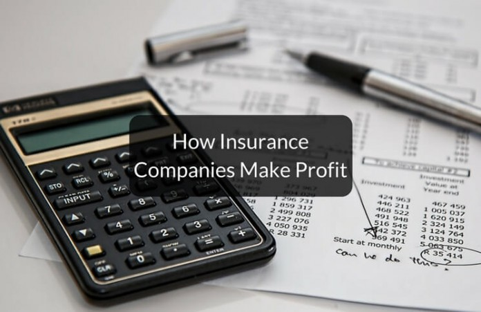 how insurance companies make profit