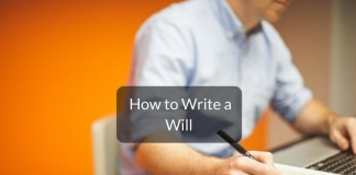 guide to writing a will
