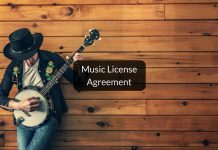 music license agreement