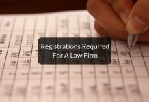 law firm registration