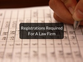 law firm registration