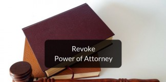 How to revoke power of attorney in India