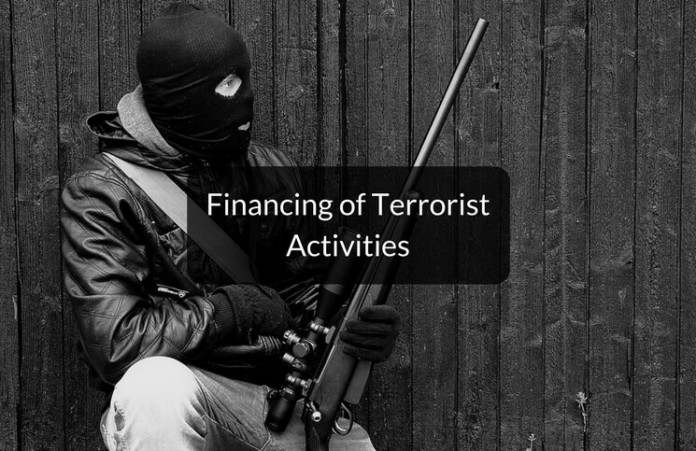 rules against financing of terrorist activities
