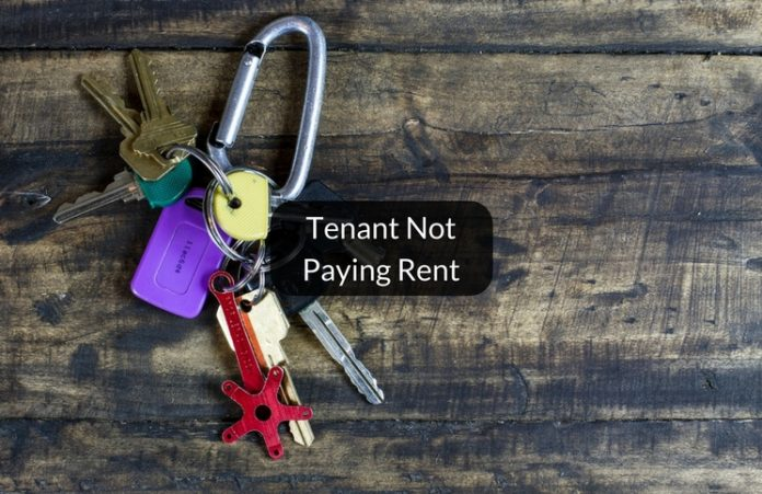 What to do if tenant isn't paying rent