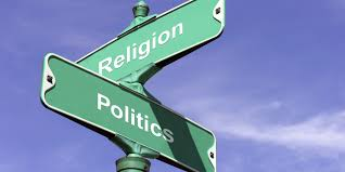 dissociating religion from politics