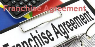 franchise agreement
