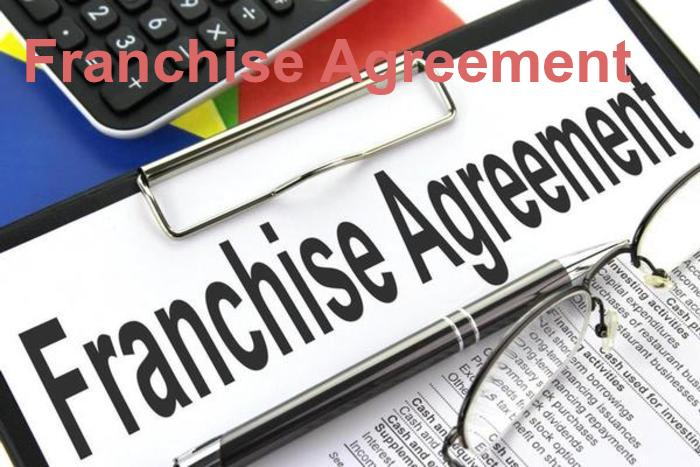 Franchise agreement and legal issues surrounding franchise business
