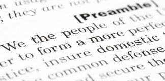 role of preamble