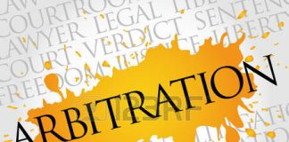 Amended provisions of The Arbitration And Conciliation Act, 1996.