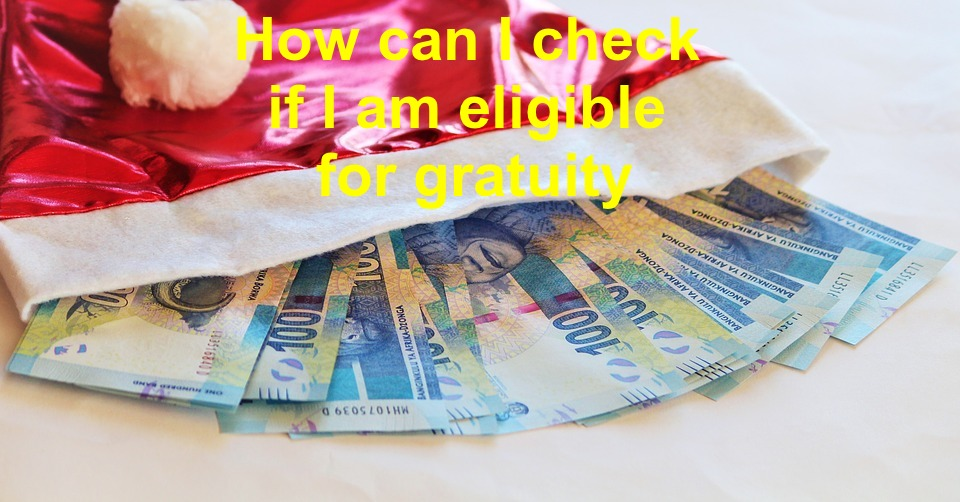 gratuity rate in india