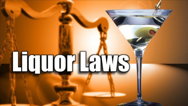 Alcohol laws