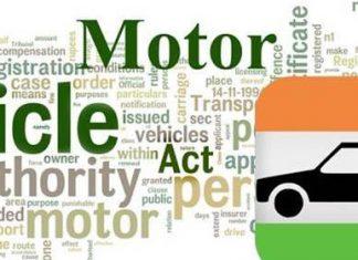 Motor Vehicles Amendment Bill, 2016