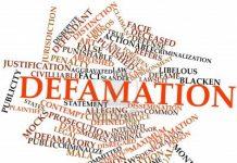 civil defamation