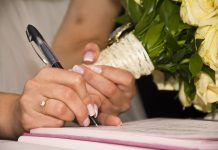 prenuptial agreement is