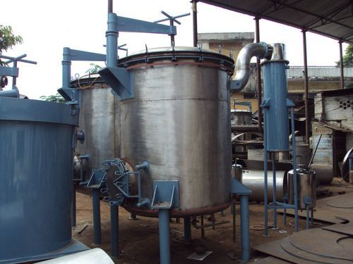What are the legal requirements for setting up a Distillation unit