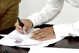 negotiation of contracts