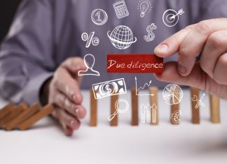 perform a due diligence