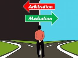 arbitration, mediation and conciliation