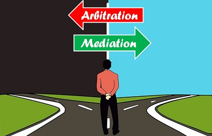 How arbitration, mediation and conciliation are different