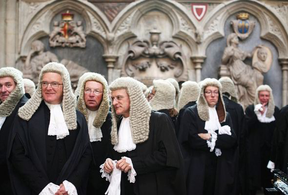 Development Of Common Law In England