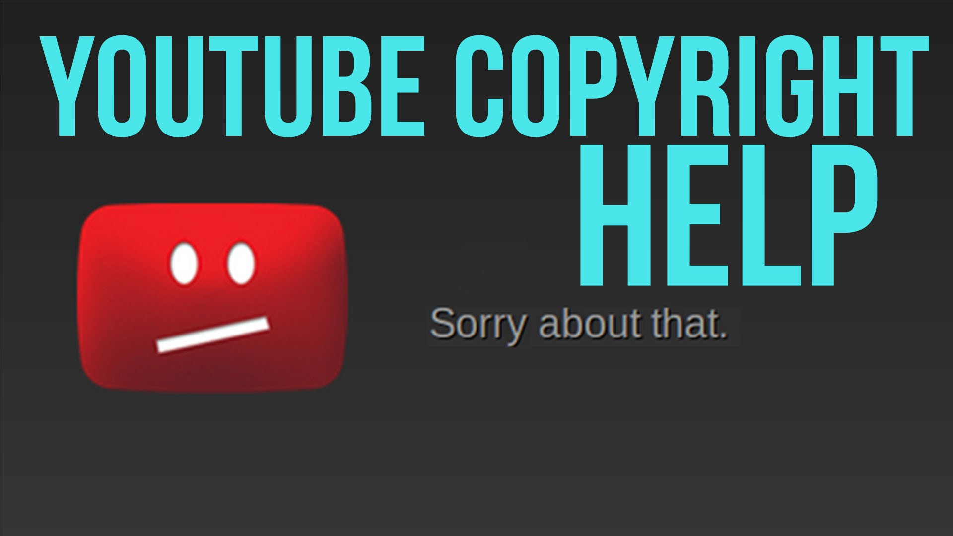 How to file a copyright infringement complaint on YouTube