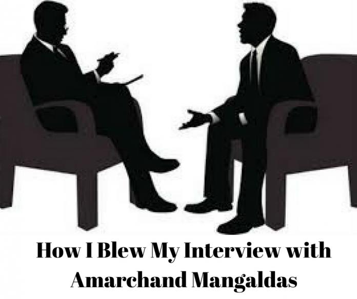 Amarchand Mangaldas