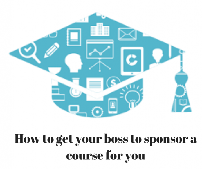 boss to sponsor your course