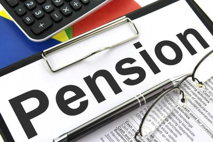 widow pension