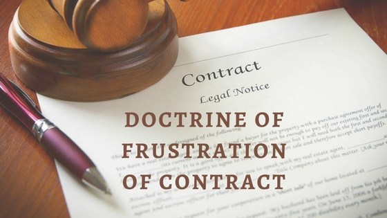 Section 56 of the Indian Contract Act