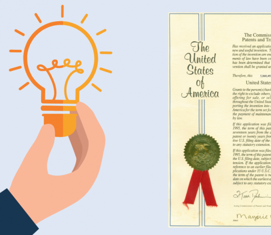 Procedure of Patent