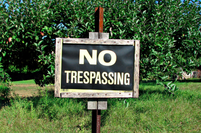 Forms of Trespassing