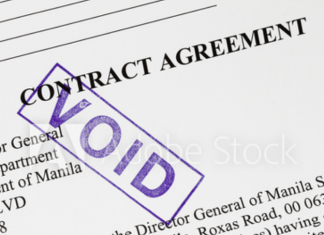 void contracts