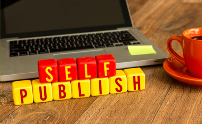 self publishing of a book