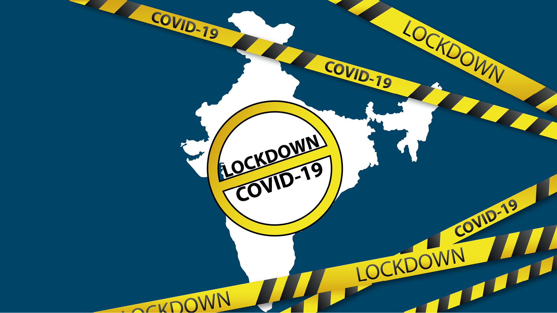 Constitutional Validity Of Lockdown Order By The Central