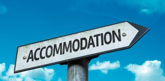 Youth friendly accommodations