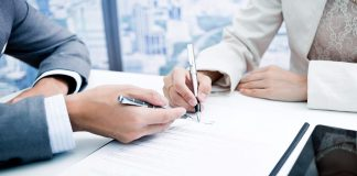 Bill payment service agreement
