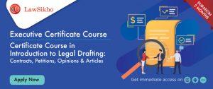 new legal draft