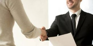 job interview for lawyers