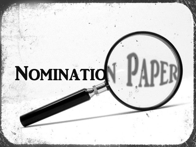 Rejection of Nomination Papers